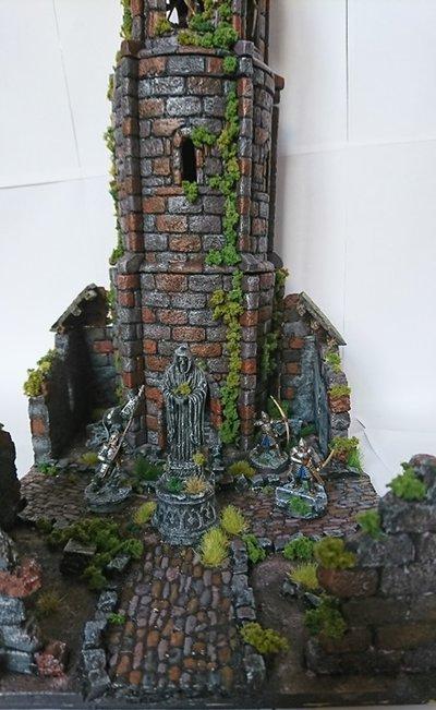 Torre finalizada