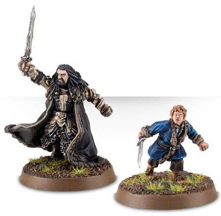 Thorin y Bilbo