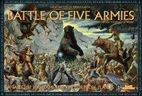 La Batalla de los Cinco Ejércitos