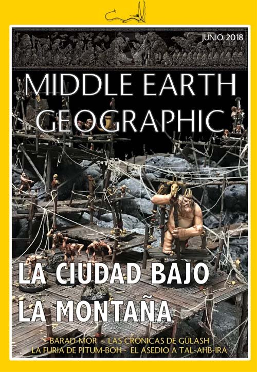 Middle Earth Geographic